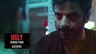 Director Anurag Kashyap talks about the cast of Ugly