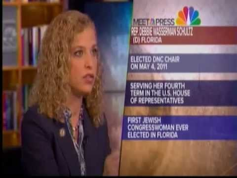 DNC Chair Debbie Wasserman Schultz Falsely Claims President Obama Turned The Economy Around