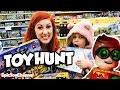 The Lego Batman Movie Toy Hunt + New Teen Titans Go Toys & NEW DC Super Hero Girls Lego Sets