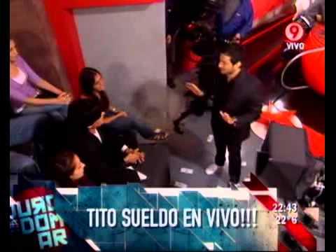 Duro de Domar - Invitado: Tito Sueldo (1ra parte) 18-02-11