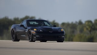 Открылся прием заказов на электрический Corvette