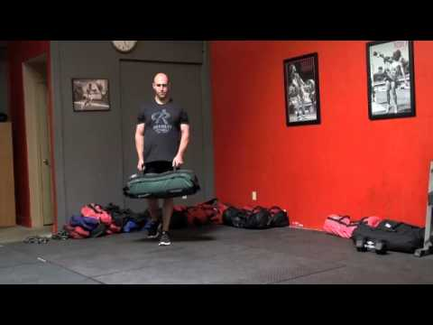 Spartacus Sandbag Workout Round 2 | Ultimate Sandbag Training
