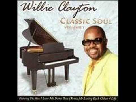 "Willie Clayton-Party Like We Use To Do ""getbluesinfo.com"""