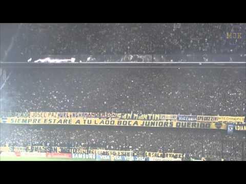 Boca Corinthians Lib13 / A los putos de Brasil
