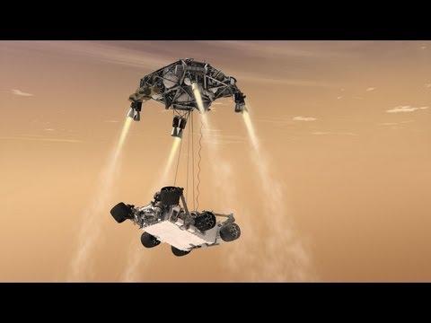 EEVblog #328 - Curiosity Mars Rover Landing