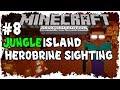 Minecraft [PS3 / XBOX360] Jungle Island #8 - Herobrine Sighting