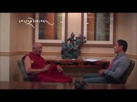 (Tibetan public talk mtkdusa2011) Interview  Part 9