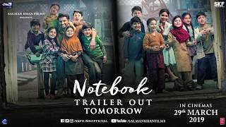 Notebook   Trailer Out Tomorrow