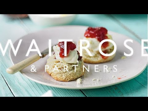 Will Torrent's Perfect Scones | Waitrose and Partners