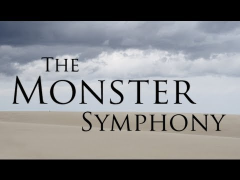 The Monster Symphony Music Video - Lady Gaga - Aston @astonband