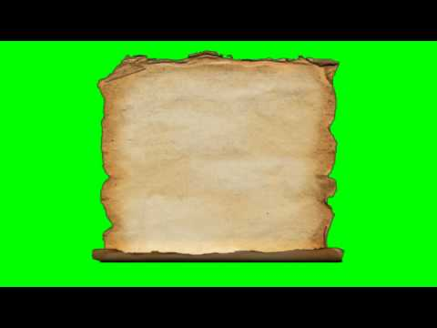 Old Paper Background (HD) Rolling