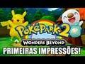PokéPark 2: Primeiras Impressões
