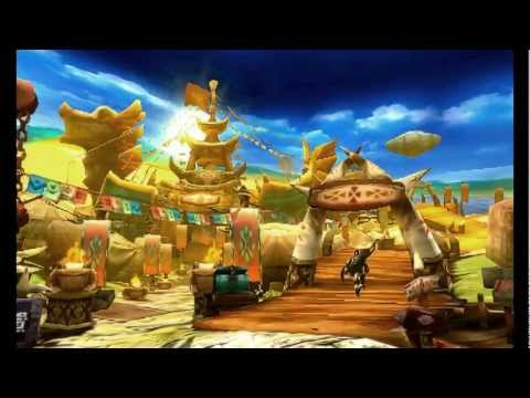 Monster Hunter 4 Trailer for Nintendo 3DS @ Tokyo Game Show, 2012