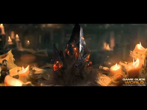 Diablo III Black Soulstone Cinematic Trailer (HD 1080p)