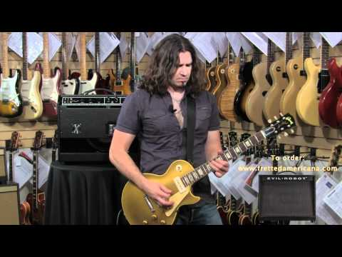 PHIL X EVR-C-30 Amp PART II : Let's hear this thing!!