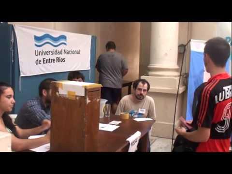 La FUER renov� autoridades: Nicol�s Mathieu es el nuevo presidente