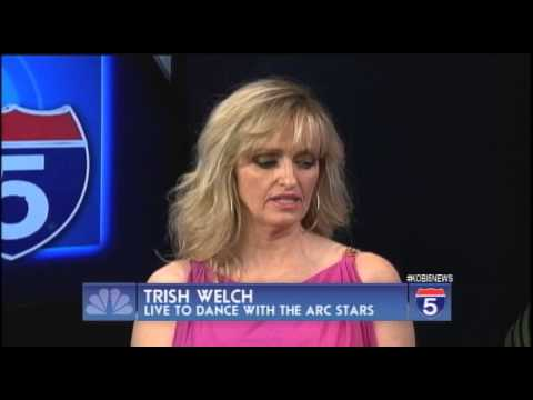 Trish Welch - Live To Dance With The Arc Stars