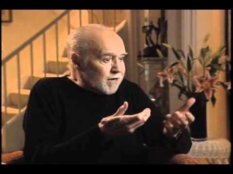 George Carlin on God, the planet, and the freak show - EMMYTVLEGENDS.ORG