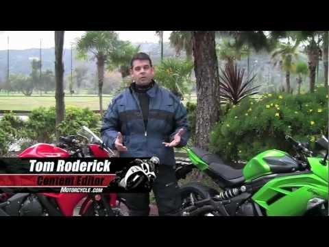 2012 Kawasaki Ninja 650 Review