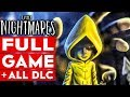LITTLE NIGHTMARES + All DLC Gameplay Walkthrough Part 1 FULL GAME [1080p HD] - No Commentary