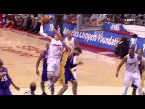 Blake Griffin Dunk Of The Year On Pau Gasol 4/4/2012