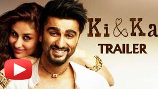 Ki And Ka Official Trailer Out | Arjun Kapoor, Kareena Kapoor