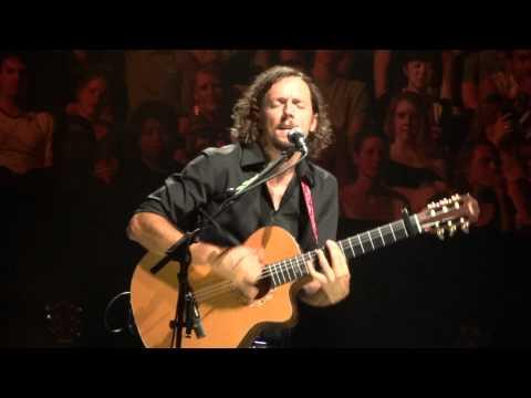 Jason Mraz - Butterfly live @Sydney Opera House November 2011