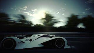 Mazda представила LM55 Vision Gran Turismo