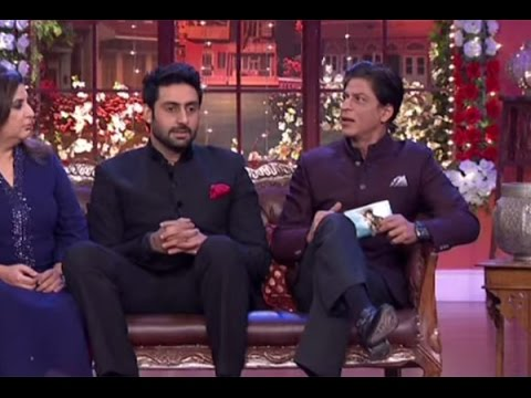 Shahrukh Khan - Angry on Comedy Nights With Kapil TV Show | New Bollywood Movies News 2014