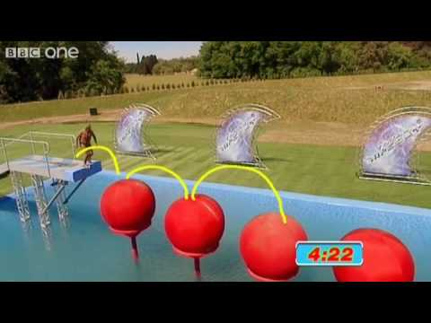 Total Wipeout Preview - What Not To Do - BBC One