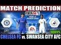 Chelsea FC vs. Swansea AFC Match Prediction Fecha #4 EPL - FIFA 14 #2