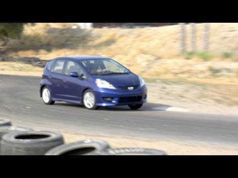 Honda Fit Sport Review