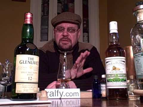whisky review 19 - Glenlivet 12 y.o.
