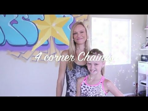 Chaine Turn Video Four Corner Chaine Turns