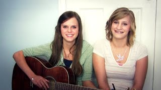 """Umbrella"" - Rihanna (Live Cover) by Tiffany Alvord & Emily #Throwback"
