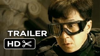 CZ12 Official Trailer (2013) - Jackie Chan Movie HD