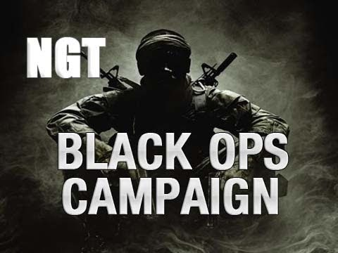 Black Ops Campaign Mission #11: WMD (Veteran Difficulty)