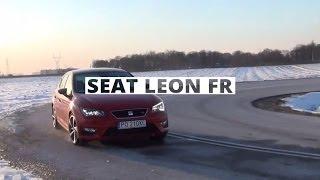 Seat Leon FR 1.8 TSI 180KM 2013 - wideotest AutoCentrum.pl