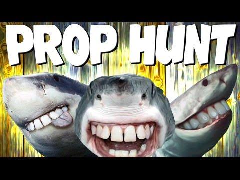 SO DAMN FUNNY!! | Prop Hunt #20