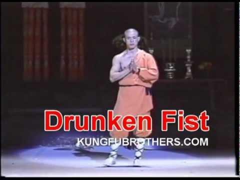 Shaolin Drunken Fist - Performed by Shi Xing Hong