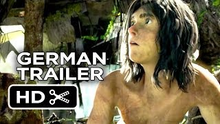 Tarzan 3D German Trailer (2013) - Kellan Lutz Animated Movie HD