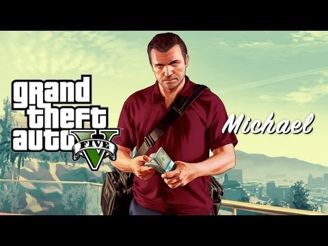 Grand Theft Auto 5: Tráiler de Michael