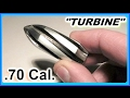 Custom Aluminum TURBINE Shotgun Slugs  -Testing