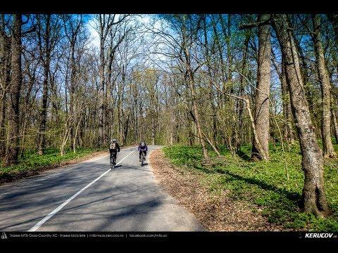 VIDEOCLIP Traseu SSP Bucuresti - Tunari - Izvorani - Silistea Snagovului - Moara Vlasiei - Dascalu
