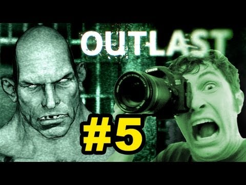 I'M SCREWED - Outlast #5