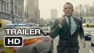 Skyfall Official Trailer (2012) - James Bond Movie HD