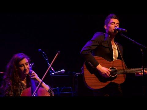 Arnaud Lilian, vidéo duo, Rue de Verdun, Maison de la Culture Rosemont Petite Patrie. Beth Silver (violoncelle)