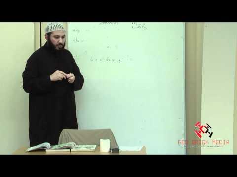 Al-Arabiyyah Bayna Yadayk by Ustadh Abdul-Karim Lesson 4