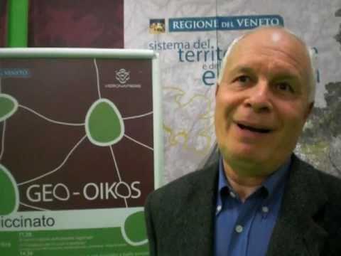 arch. Romeo Toffano Regione Veneto su Sviluppo Sostenibile a GEO OIKOS Verona 2010.MOV