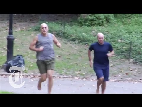 Health: Barefoot Running - nytimes.com/video